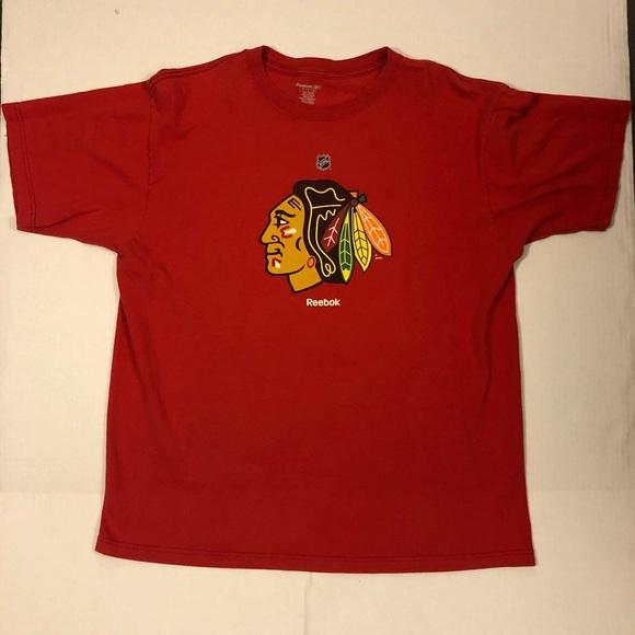 4175c03f81e Chicago Blackhawks NHL Mens Shirt Large. M_5aa48e328df4702b7aed8547